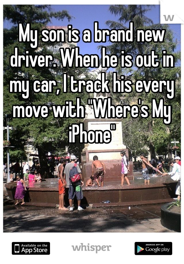 track my iphone by my number