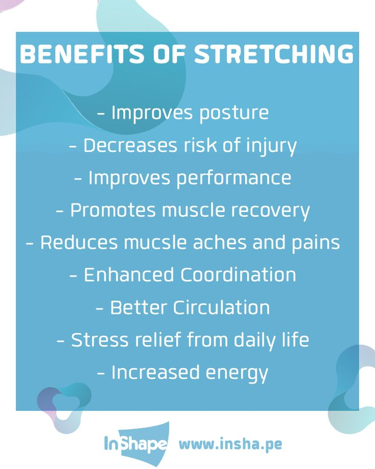 an analysis of the topic of the benefits of stretching The use of and effects of post-workout stretching and i already predicted that the benefits if we go by the results of this latest meta-analysis.