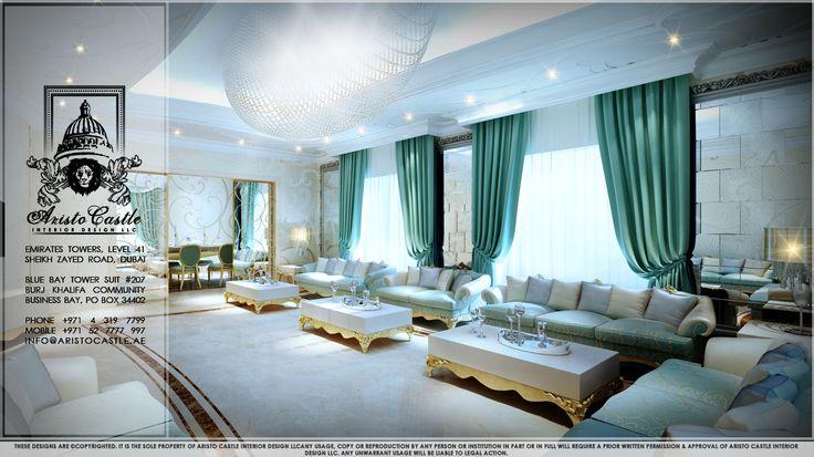 arabic majlis seating aristo castle interiors pinterest