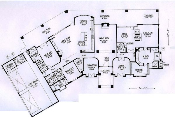for Southwest house plans