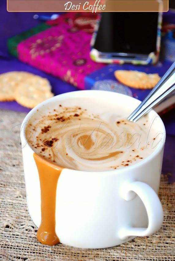 Indian Espresso | Things that make me go mmmmmm | Pinterest
