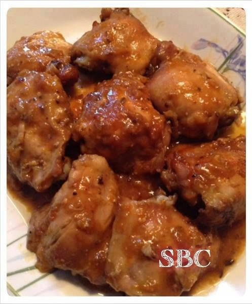 APRICOT GLAZED CHICKEN THIGHS | Food Recipes | Pinterest