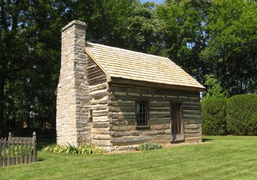 Pin by sarah thomas on style pinterest for Colonial log homes