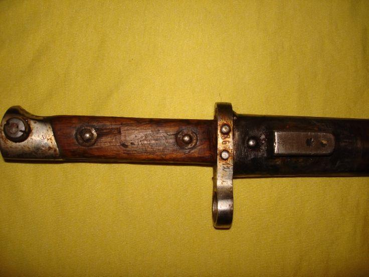 Mannlicher m95 carbine 8x56r w bayonet ammo amp clips picture 9
