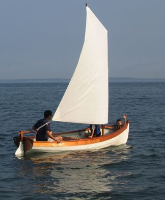 Lightweight Sailboat Kits That You Can Build - CLC boats