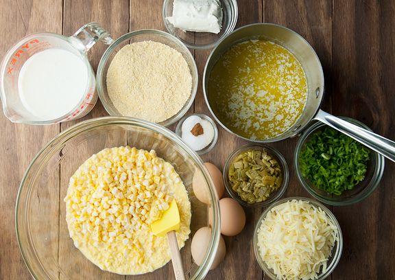 hatch chile corn pudding recipes dishmaps bacon green chile corn ...