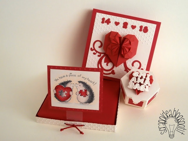 valentine's day music box