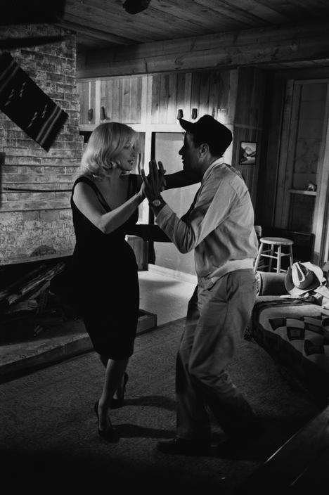 Eli Wallach Marilyn Monroe