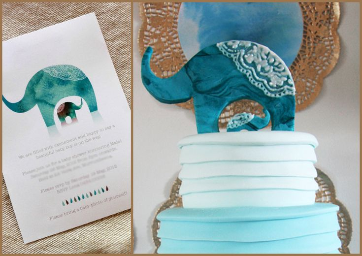 moroccan elephant themed baby shower baby shower pinterest