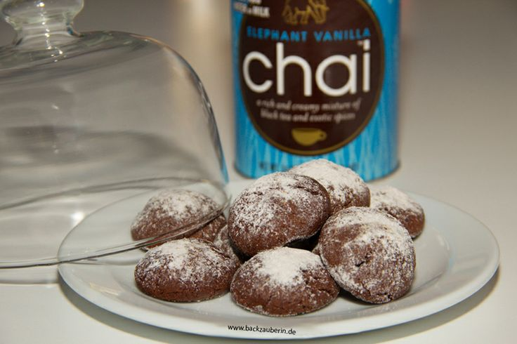 Chai Latte Cookies. Zum Rezept/Find the recipe here: http://www ...