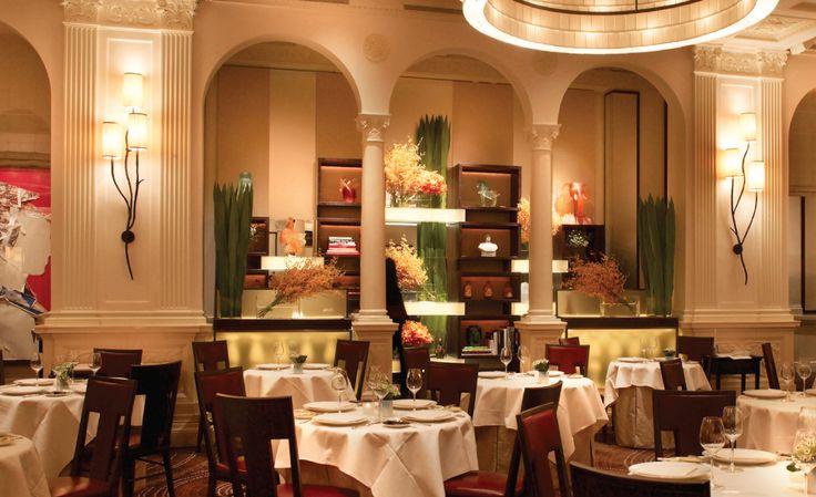 Daniel restaurant new york city pinterest for Best valentines restaurants nyc