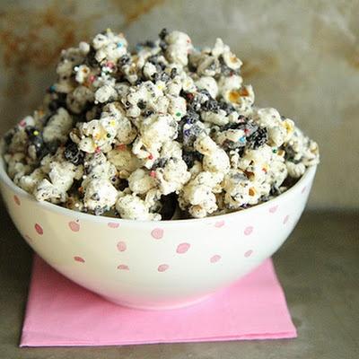 Cookies and Cream Popcorn | Recipes | Pinterest