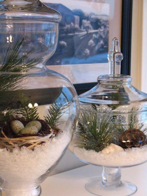 Decorating Ideas > Apothecary Jar Decor  Christmas  Pinterest ~ 195421_Decorating Christmas Jars Ideas