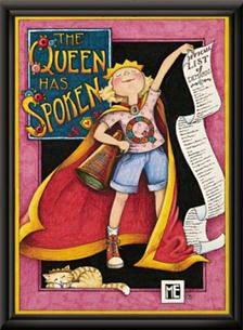 Queen Spoken