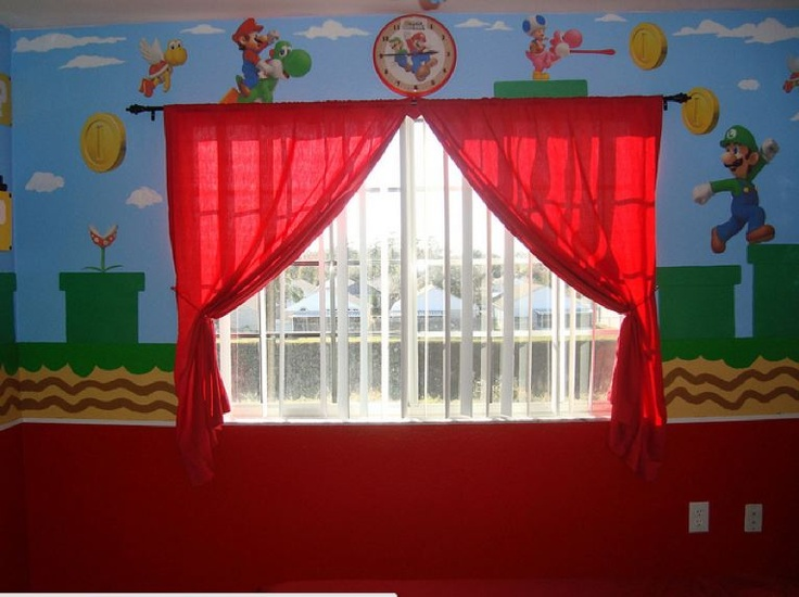 super mario bros bedroom super mario brothers pinterest