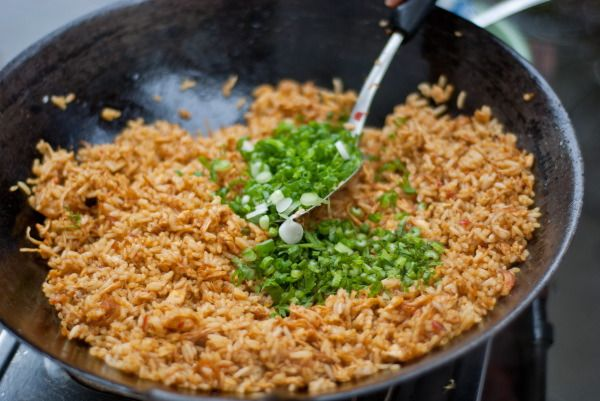 Indonesian Fried Rice, Nasi Goreng Indonesia