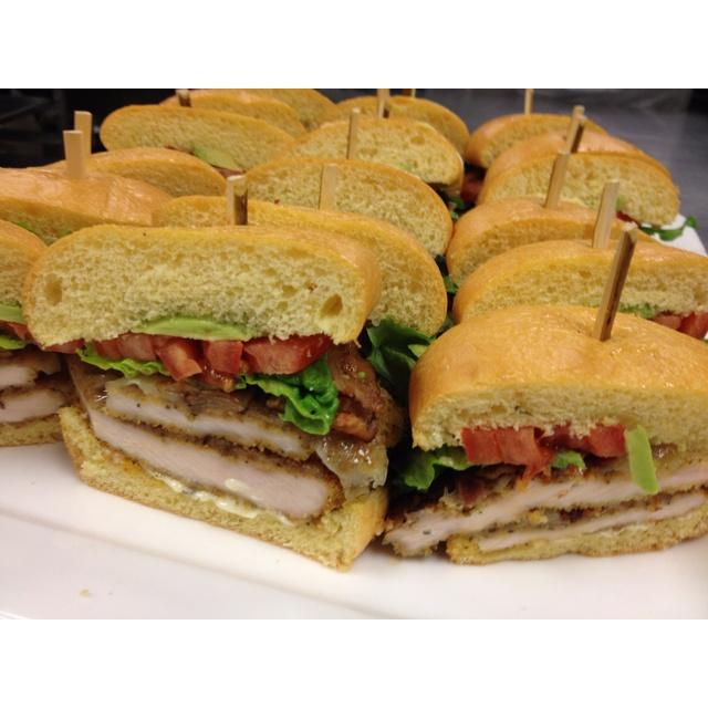 Southern Fried Cobb Sandwich!! | Fd-Sandwich | Pinterest