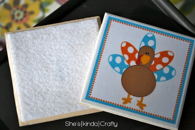 Diy Coasters Made Out Of Ceramic Tiles Things To Make
