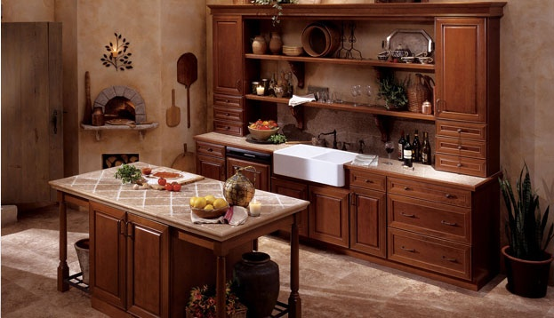 What A Warm Cozy Kitchen Future Kitchen Pinterest