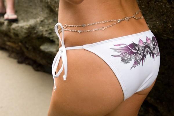 Harley davidson bikini