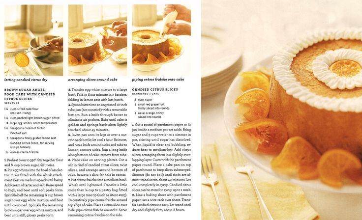 Brown Sugar Angel Food Cake | DESSERTS R' DIVINE | Pinterest