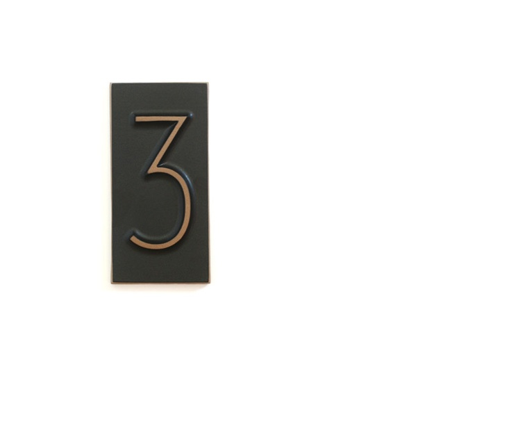 More like this house numbers numbers and ceramics