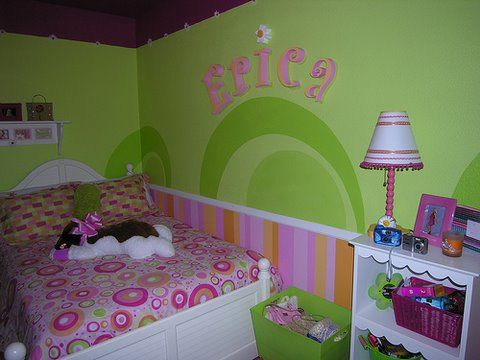 Girls Bedroom Painting Ideas