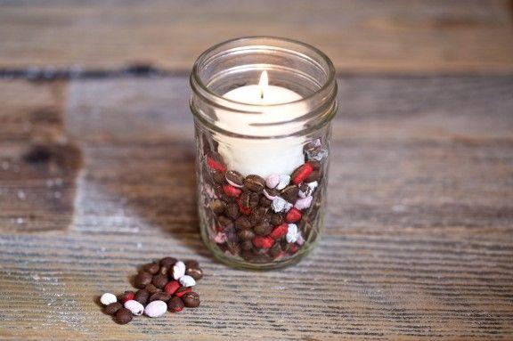 coffee bean valentine's day