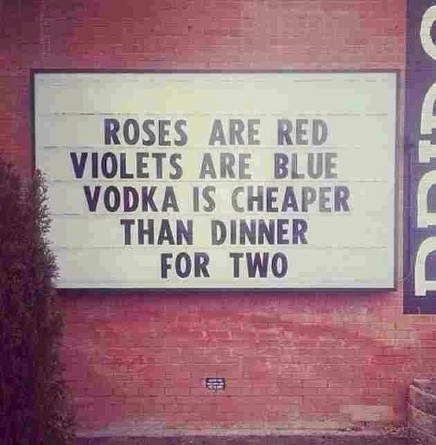 valentines day joke sayings