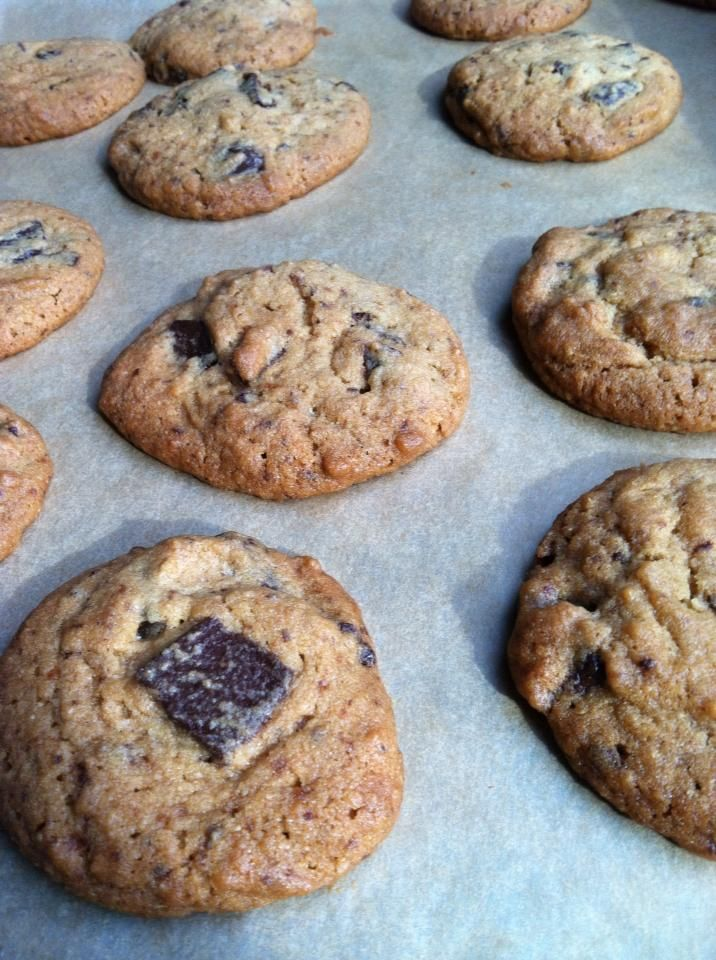 Peanut butter chocolate chunk cookies | Diabetes Friendly Recipes | P ...