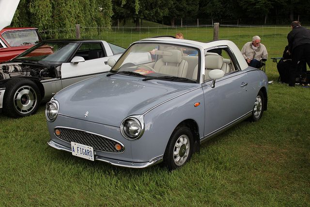 1991 Nissan Figaro Related Infomation Specifications