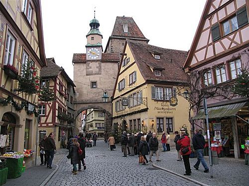 Fussen Germany  city photos gallery : Fussen, Germany We stopped here on our way to see Neuschwanstein ...