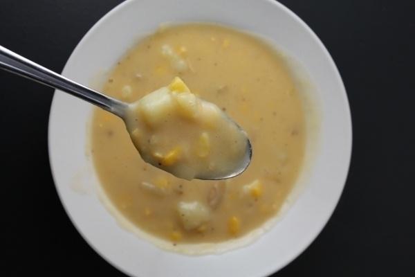 potato corn amp cheddar chowder by kitchen trial amp error