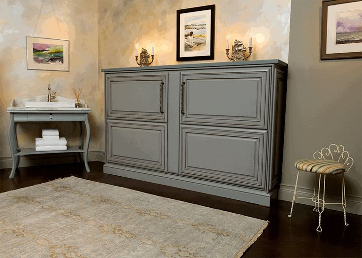 Love this Murphy bed for the office Home Pinterest : a211b04d22c3d90a8d7ad839880877f4 from pinterest.com size 736 x 524 jpeg 63kB