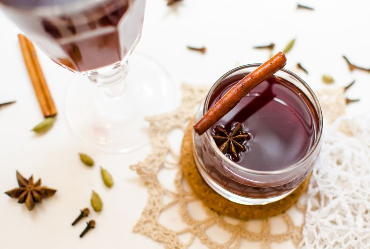 Vin Chaud | Yummy Alcoholic Concoctions | Pinterest