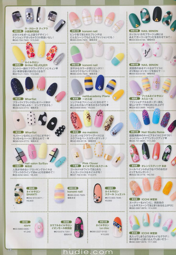 Nail School Education NAILS Magazine - induced.info
