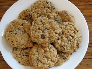 peanut butter oatmeal chipsters | Cookie Recipes | Pinterest