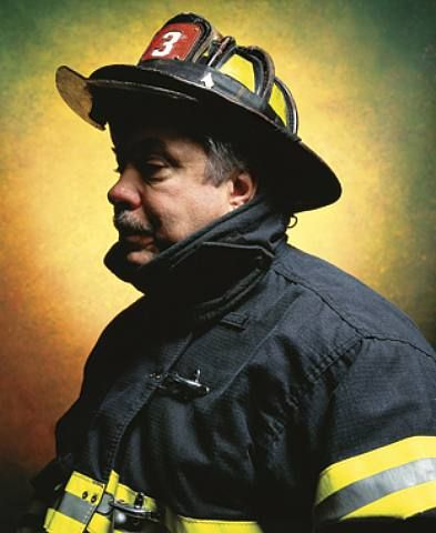 America (Firefighter John L. Thomasian)