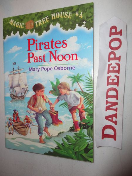 magic tree house pirates past noon book report