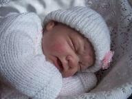 Reborn Baby Doll - Anya