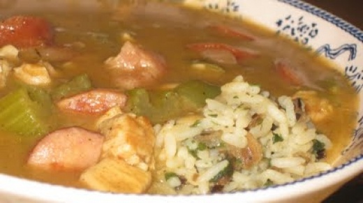 Chicken Gumbo with Andouille Sausage | Recipes | Pinterest
