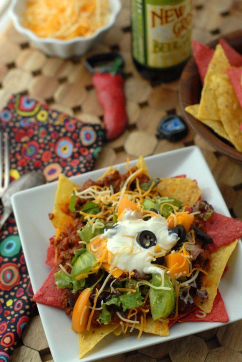 Tijuana Trainwreck Nachos | Foods To Eat & Drinks To Sip | Pinterest
