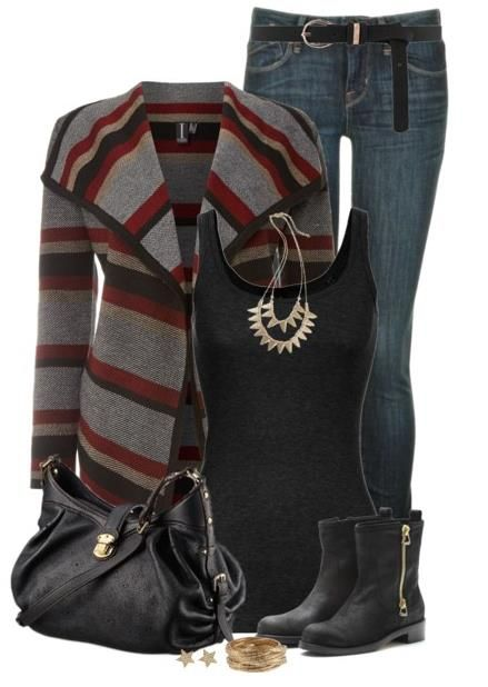 Stylish Winter Outfits For Women #BeModish