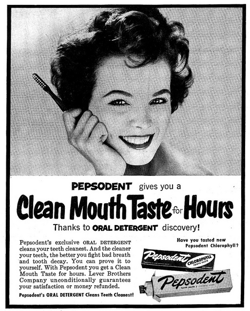 the history of pepsodent Therefore, unilever expanded their operation by making association by two important actuations in us, those are thomas j lipton company, manufacture of tea, and the pepsodent brand of toothpaste in 1944.