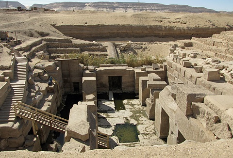 Exploring Dynastic Temple Of Seti 1 And Older Megalithic Osireion At Abydos A21d15eaa015a17448744e818488a5a4
