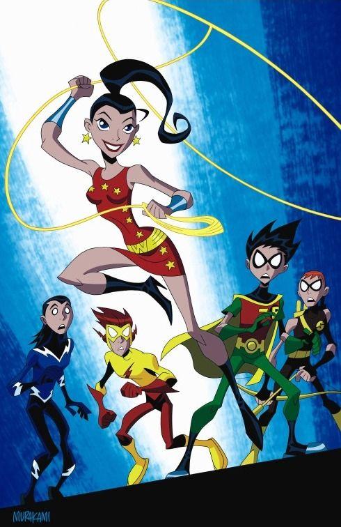 Teen Titans TV series - Wikipedia