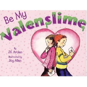 valentine's day book for 2nd grade