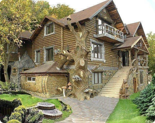 Cool House Living Things Pinterest