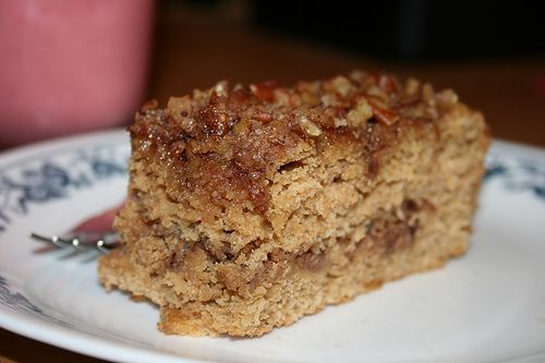 Spiced Coffee Cake | Recipes I like. Don't cook tho. | Pinterest