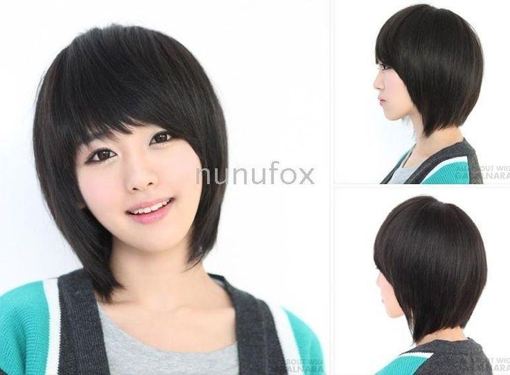 Short Hair Korean Hair Style